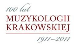 100 lat muzykologii krakowskiej
