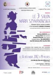 Trzeci Salon Marii Szymanowskiej w Paryżu