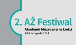 2. AŻ Festiwal w Łodzi