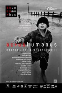 Actus Humanus 2011