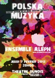 Polska Muzyka / Aleph Ensemble