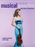 Anne Sophie Mutter Muzykiem Roku 2011