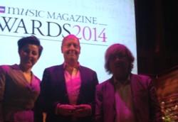 Gala rozdania nagród BBC Music Magazine Award 2014