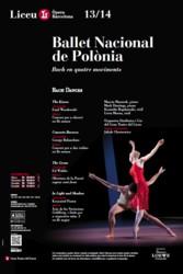 Polski Balet Narodowy w Barcelonie