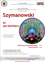 Szymanowski et ses héritiers