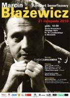 Koncert benefisowy Marcina Błażewicza