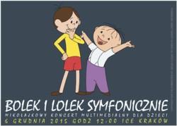 Bolek i Lolek symfonicznie
