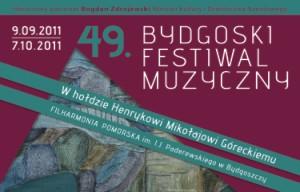 Bydgoski Festiwal Muzyczny 2011