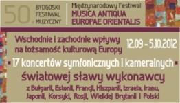 Jubileuszowy 50. Bydgoski Festiwal Muzyczny