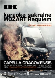 Karaoke sakralne: MOZART Requiem