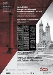 Capella Cracoviensis - koncerty w Turcji