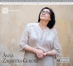 Anna Zawadzka-Gołosz - polmic 093 / PRCD 1745