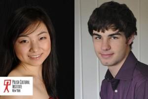 Chaoyin Cai i Drew Petersen