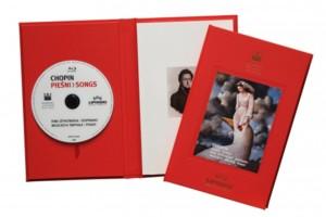 Pieśni Chopina w technologii Blu-ray