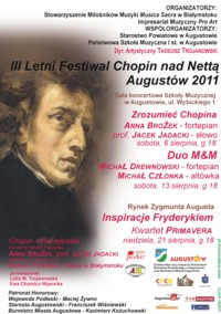 Chopin nad Nettą 2011