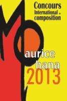 V Międzynarodowy Konkurs na Muzyczną Kompozycję im. Maurice'a Ohany 2013