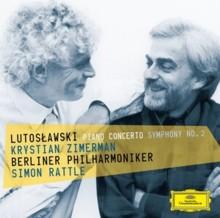 LUTOSLAWSKI Piano Concerto / Zimerman, Rattle (DG 4794518)