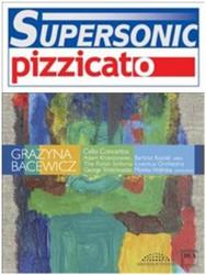 Pizzicato Supersonic Award dla płyty z muzyką Grażyny Bacewicz (DUX 0591)