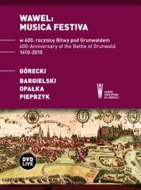 Wawel: Musica Festiva - płyta DVD