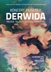 Koncert Piosenek Derwida