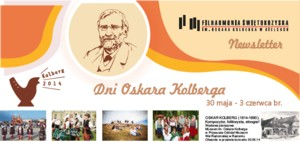 Dni Oskara Kolberga w Kielcach