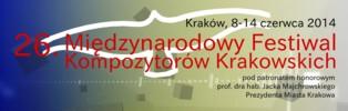 Międzynarodowy Festiwal Kompozytorów Krakowskich