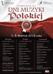 Dni Muzyki Polskiej