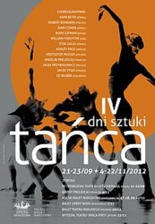 IV Dni Sztuki Tańca w Warszawie