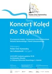 Koncert Kolęd pt. Do Stajenki