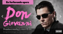 Don Giovanni / Trondheim Symphony Orchestra