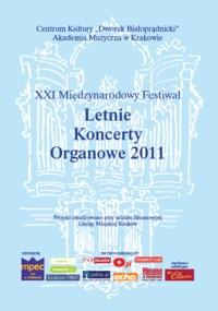 Letnie Koncerty Organowe 2011