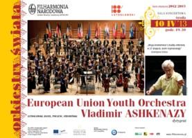 European Union Youth Orchestra w Roku Lutosławskiego