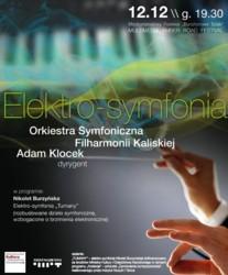 Elektro-symfonia Nikolet Burzyńskiej