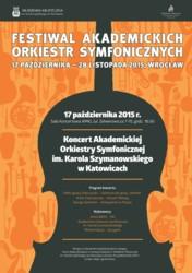 Festiwal Akademickich Orkiestr Symfonicznych