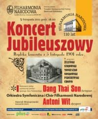 Koncert Jubileuszowy Filharmonii Narodowej