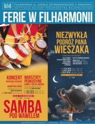 Ferie w Filharmonii Krakowskiej