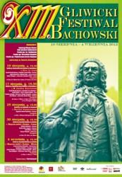 XIII Gliwicki Festiwal Bachowski