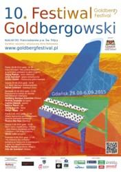 10. Festiwal Goldbergowski 2015