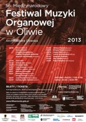 Festiwal Muzyki Organowej w Oliwie