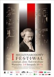 I Międzynarodowy Festiwal Ignacego Jana Paderewskiego 2014
