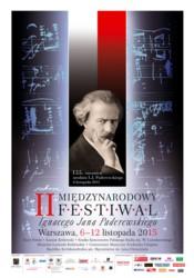 II Międzynarodowy Festiwal Ignacego Jana Paderewskiego w Warszawie