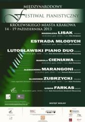 V Międzynarodowy Festiwal Pianistyczny Królewskiego Miasta Krakowa