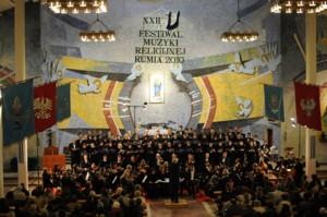 XXV Jubileuszowy Międzynarodowy Festiwal Muzyki Religijnej im. ks. Stanisława Ormińskiego w Rumi
