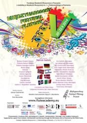 Międzynarodowy Festiwal Fletowy 2014