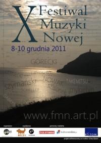 X Festiwal Muzyki Nowej w Bytomiu