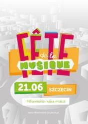 Fête de la Musique – 21 czerwca w Szczecinie