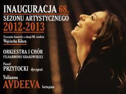 Inauguracja sezonu w Filharmonii Krakowskiej