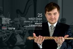 Prawykonanie utworu Piotra Mossa w Katowicach
