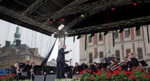 Filharmonicy śląscy w Pradze