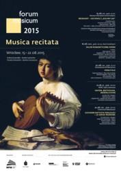 Forum Musicum 2015